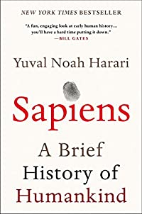 Yuval Noah Harari's Book - Sapiens: A Brief History of Humankind