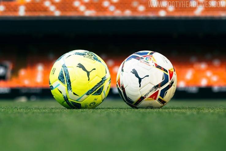 puma la liga 20 21 adrenalina and accelerate balls released footy headlines puma la liga 20 21 adrenalina and