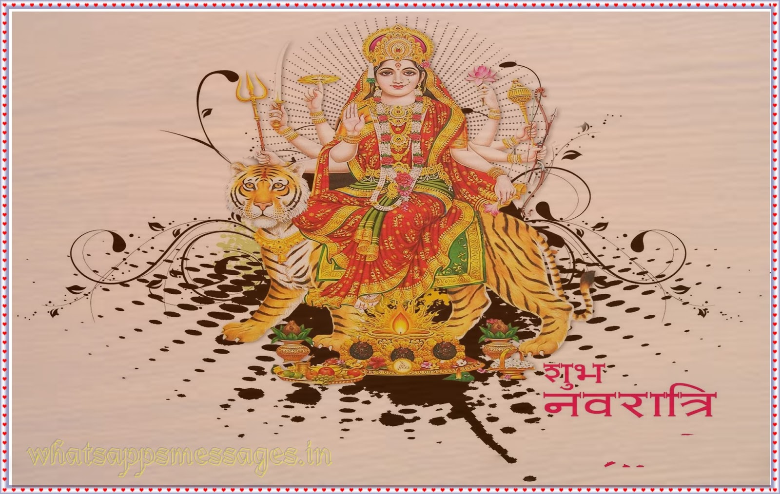 Download Latest Maa Durganavratri Hd Wallpapersimageswishes For