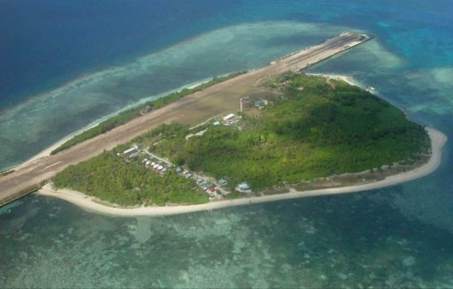 Pag-asa Island Spratly, Philippines