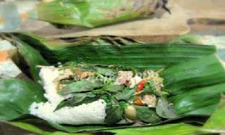 Nasi Cakalang Khas Sulawesi Utara