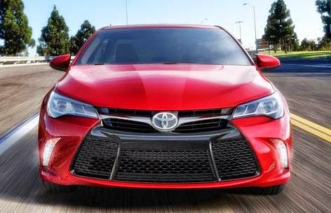 2015 Toyota Camry Release Date Canada