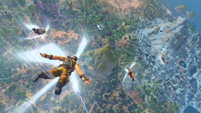 رسميا انطلاق الدفعة الأولى لتجربة مرحلة البيتا للعبة Realm Royale على جهاز PS4 تم Xbox One ، للتسجيل من هنا ..