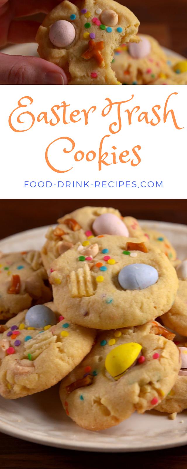 Easter Trash Cookies - food-drink-recipes.com