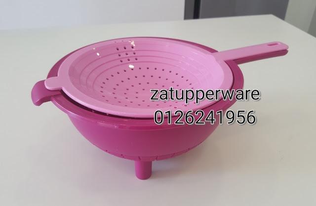 Tupperware Double Colander (1)