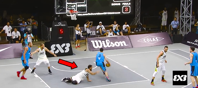 FIBA 3x3: Top 10 Crossovers of 2016 (VIDEO)