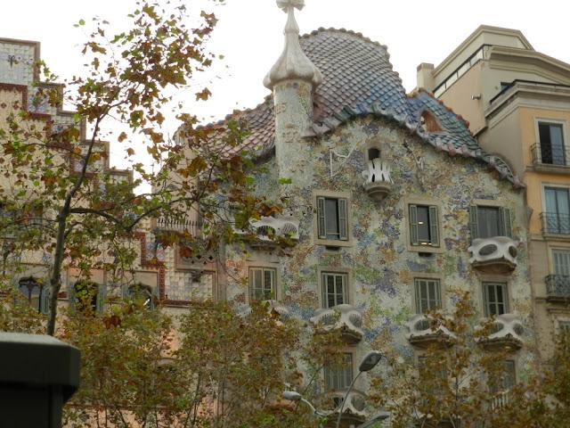 Casa Batlò, Barcelona