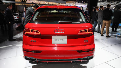 Audi SQ5 2018 Review, Specs, Price