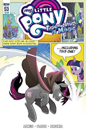 MLP Friendship is Magic #53 Comic