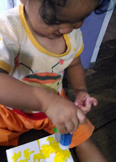 montessori hand eye coordination