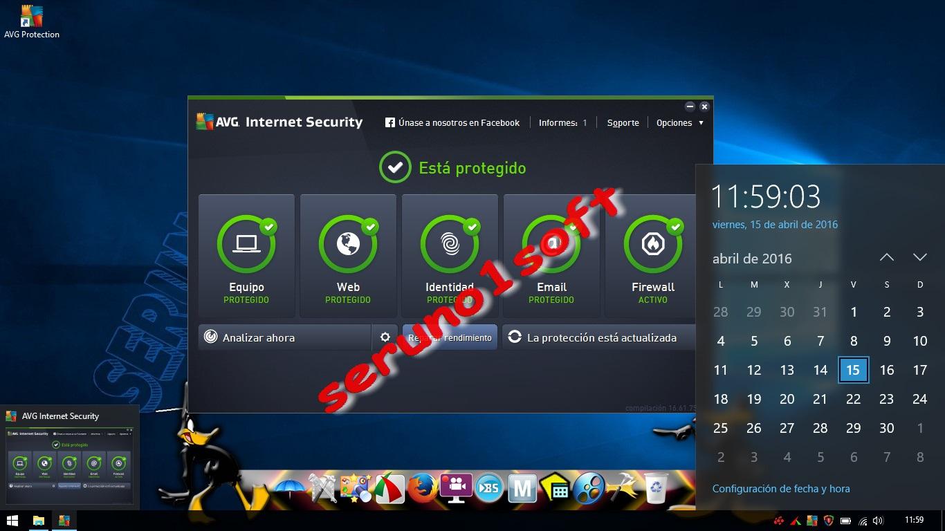 avg internet security 2014 valid until 2025 - serial key