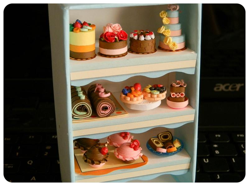 MINI ONE BAKERY AT TAKASHIMAYA – MINI IN SIZE XXL IN ...  |Miniature Bakeries