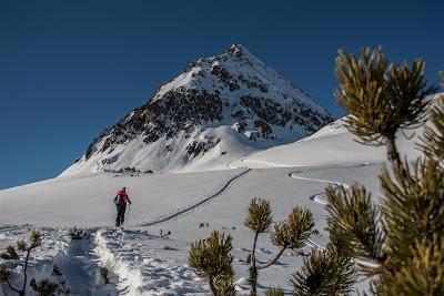 Skitour Kitzbühel aufs Schönthaljoch