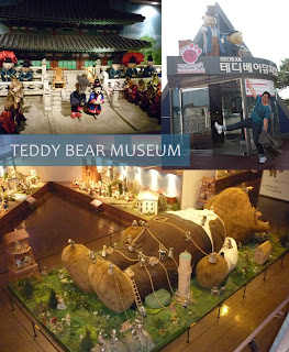 Museum Teddy Bear