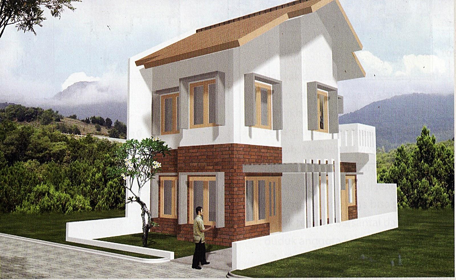Model Atap Rumah Minimalis 2 Lantai Model Rumah Minimalis 2016