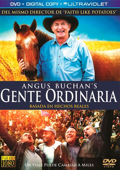 Angus Buchan's Gente Ordinaria DVDRip Español Latino