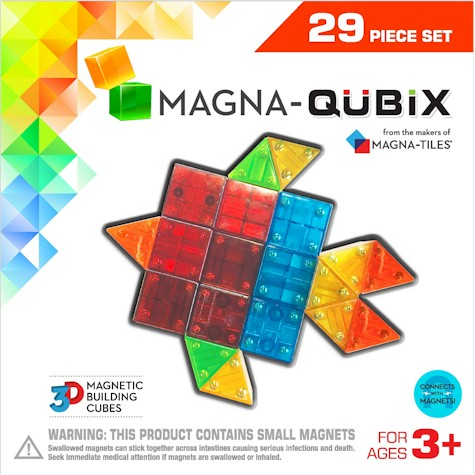 Magna Tiles Get An 87 Piece Qubix Set Another Toy For 80 On Here S How