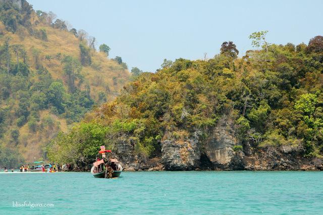Krabi Island Hopping Tour Blog