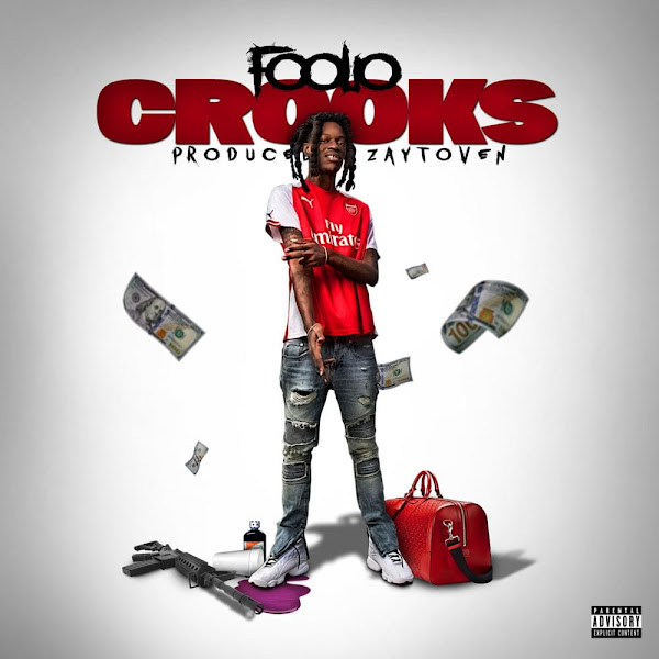 Foolio - Crooks - Single Cover
