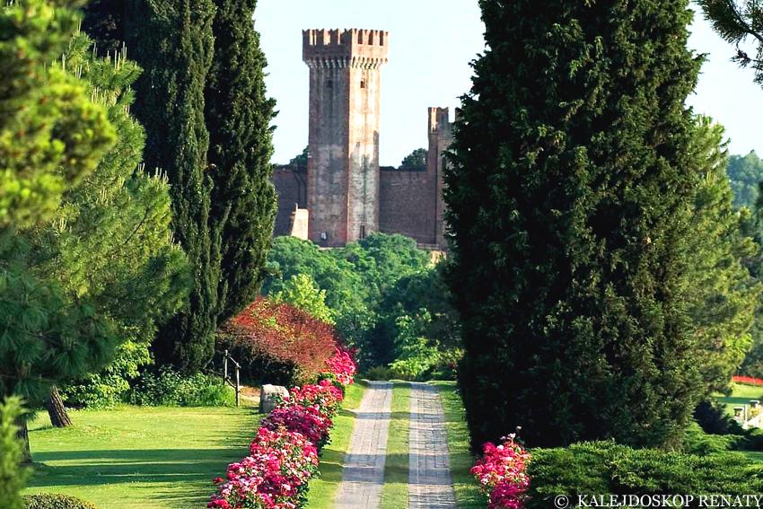 Park Sigurta w Valeggio sul Mincio