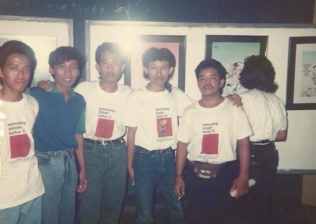 Semarang dalam Kartun III