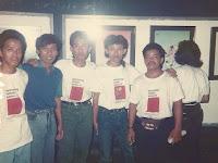 Semarang dalam Kartun III di STM Pembangunan Semarang