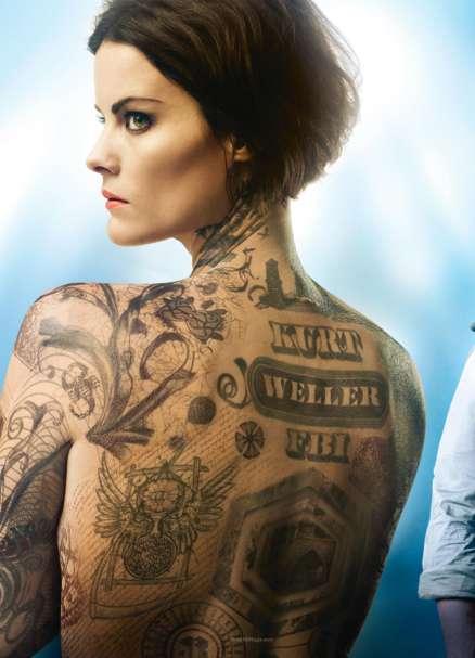 serie chica tatuajes