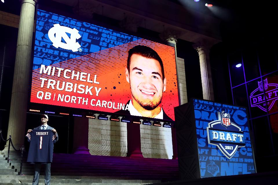Image Result For Mitch Trubisky