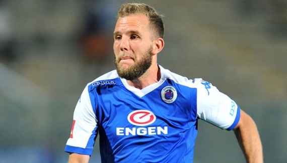 Jeremy Brockie has scored three goals for SuperSport in the Nedbank Cup