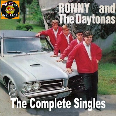 Ronny & The Daytonas - The Complete Singles