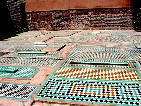 Marrakech: Saadian Tombs
