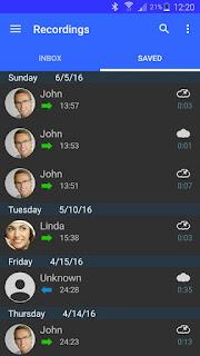 Automatic Call Recorder Pro screenshot 5