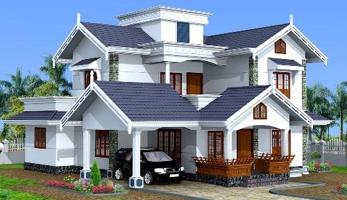 Memiliki sebuah tempat di depan rumah di mana Anda sanggup beristirahat dan menikmati pemand Atap Teras Rumah Minimalis