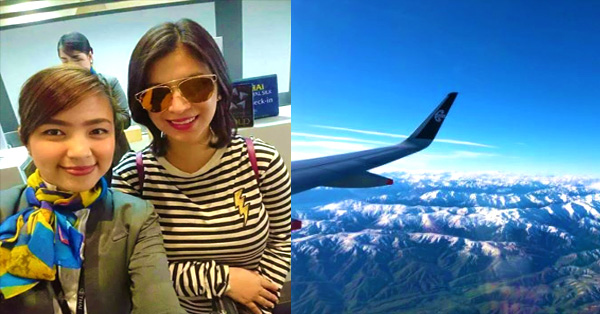 Angel Locsin Looked Stunning When she Was Spotted at the Airport!