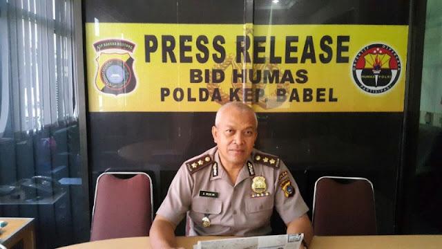 Polisi Ancam Bubarkan Acara Diskusi Rocky Gerung dan Ratna Sarumpaet