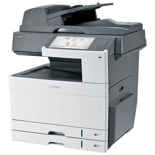 Lexmark X925 Printer Drivers Download