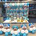 Backdrop Doraemon Untuk Acara Ulang Tahun