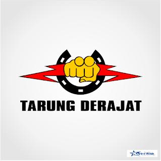 Tarung Derajat AA BOXER Logo Vector cdr