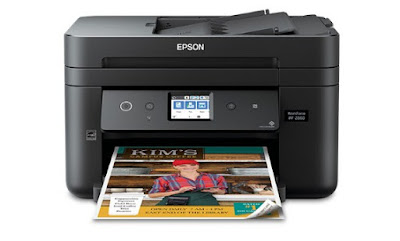 Epson WorkForce WF-2860 Review - Free Download Driver