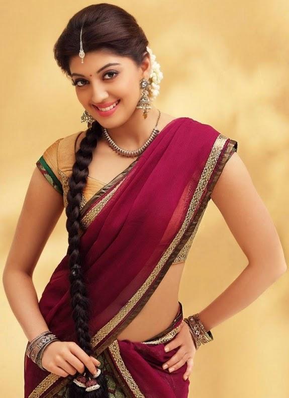 latest hot saree photos