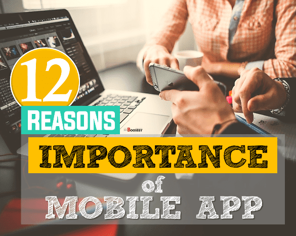 Importance of Mobile Apps in Business