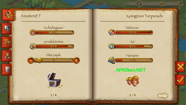 Townsmen Premium Mod Apk