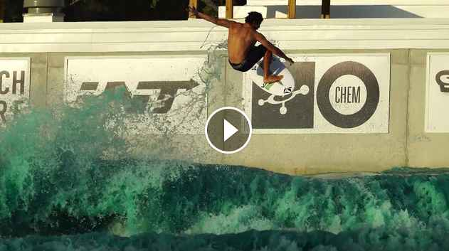 Raw Clips of Mason Ho Yago Dora Michael Rodrigues at BSR Surf Resort SURFER X LOST