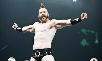 WWE Sheamus The Bar Concussion Retire Injury