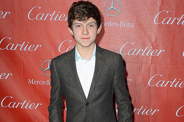 New Spider-Man: a superhero will play 19-year-old Tom Holland