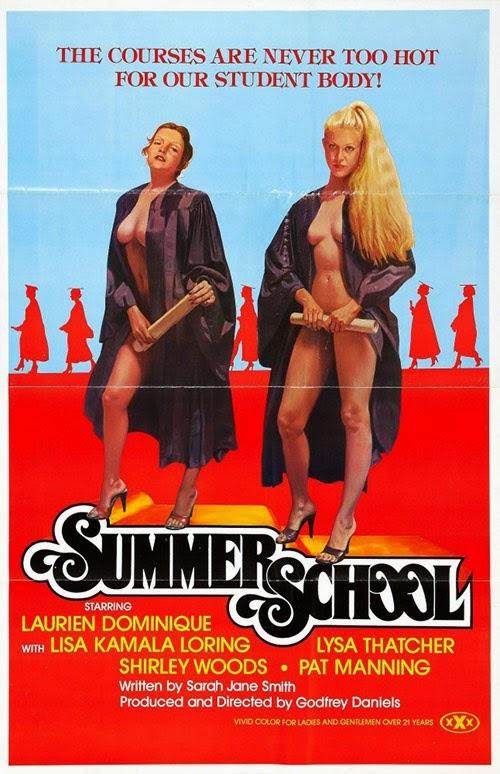 Movie school vintage porn