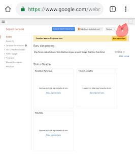 Cara Mengatasi Masalah Tidak Bisa Minta Pengindeksan Pada Fitur Inspeksi URL