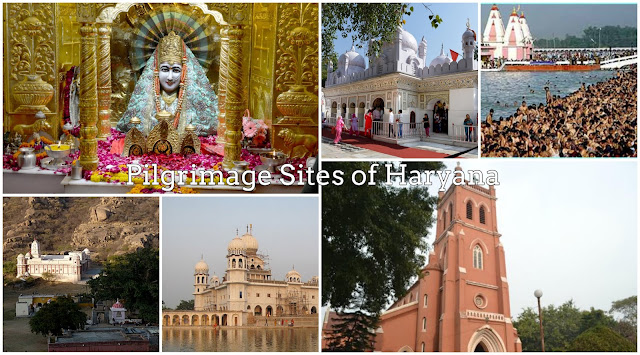 Pilgrimage Sites in Haryana