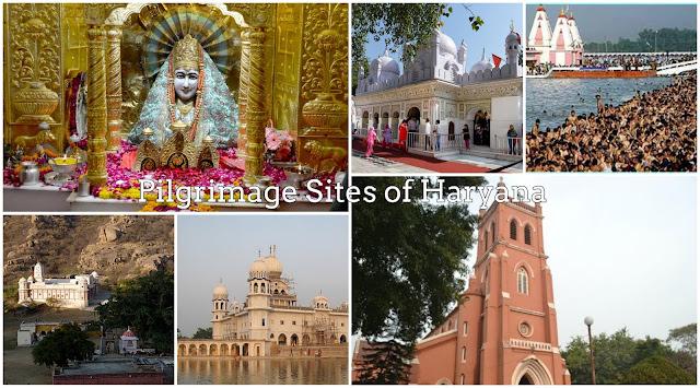 Pilgrimage Sites in Haryana