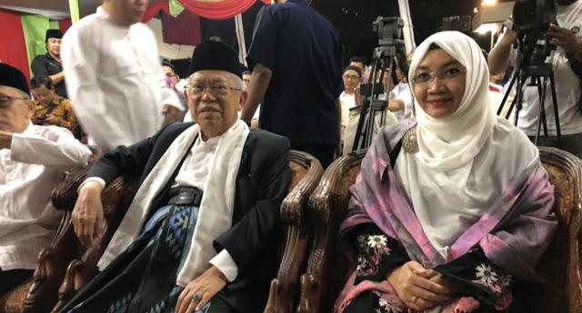 Ijtima Ulama II Dukung Prabowo-Sandi, Kiai Ma'ruf : Ulama Alim, Hafal Quran, Ahli Ibadah Justru Dukung Kami